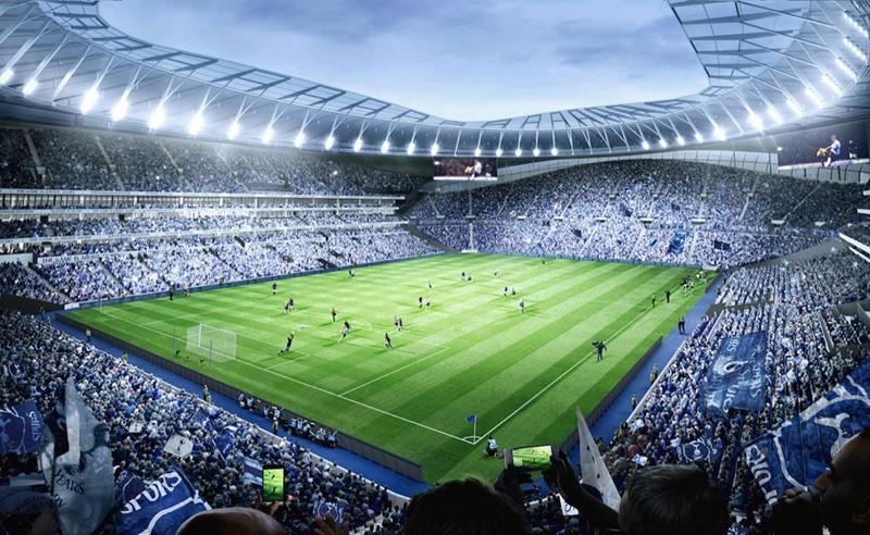 Estadio Tottenham Hotspur