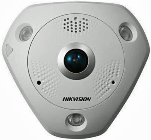 cámara de ojo de pez 24MP (DS-2CD63C2F-IV) de Hikivision