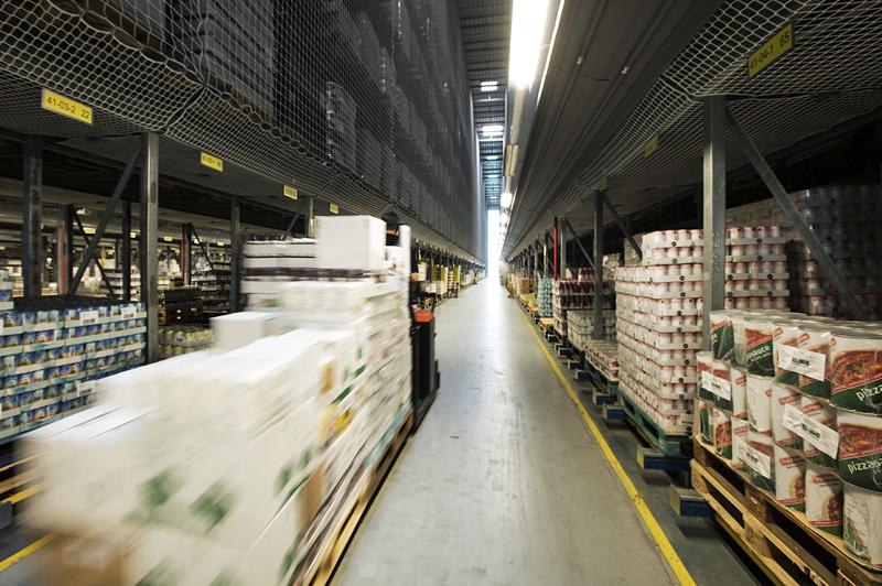 Almacén de Foodservice Danmark