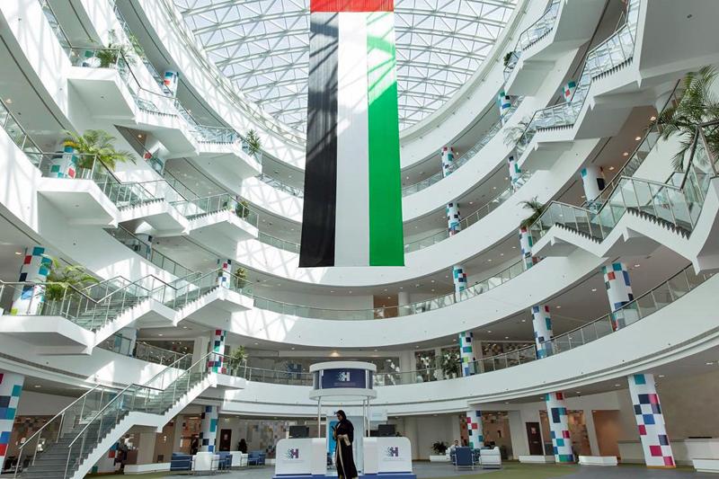 Interact Office en Universidad de Dubái
