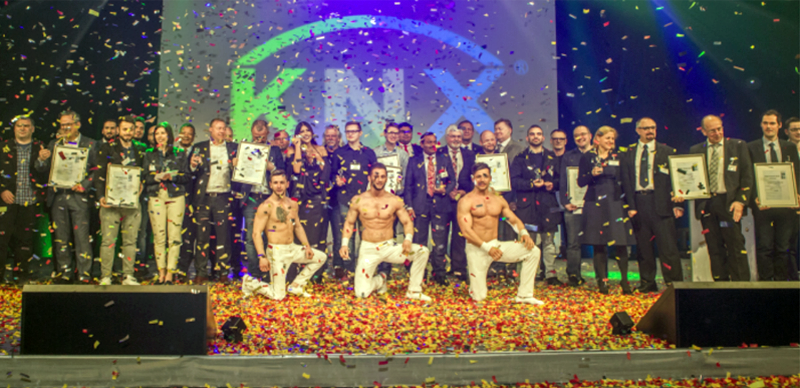 12ª edición de los KNX Award