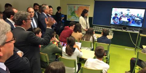 Más de 390 centros educativos de Asturias contarán con banda ancha ultrarrápida gracias a Escuelas Conectadas