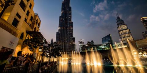 En el corazón del hotel Hilton Garden Inn Dubai Mall: sistema EcoStruxure de Schneider Electric
