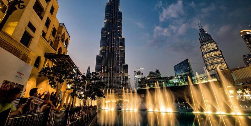 Hotel Hilton Garden Inn Dubái Mall