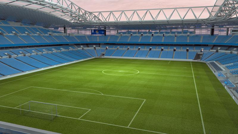 El Estadio de Anoeta de la Real Sociedad se convertirá en un Smart Stadium