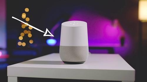 Google Home controla Philips Hue de Signify