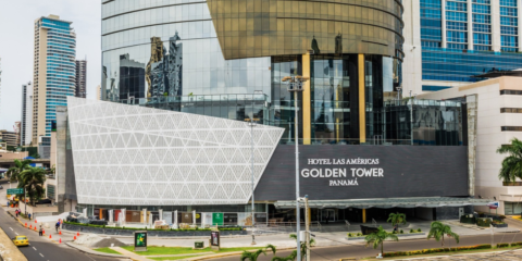 Sistema de Seguridad y Protección Integral en Las Américas Golden Tower Hotel de Panamá City