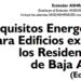 Ashrae Spain Chapter anuncia la disponibilidad del estándar ASHRAE 90.1 2016 en español