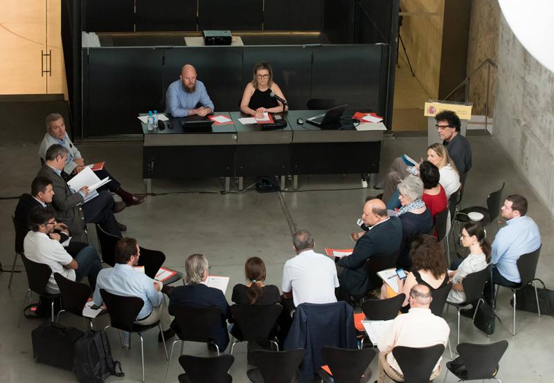 Comité Técnico V Congreso de Edificios de Energía Casi Nula