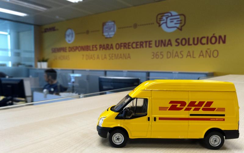 Nueva sede de DHL Parcel en Madrid