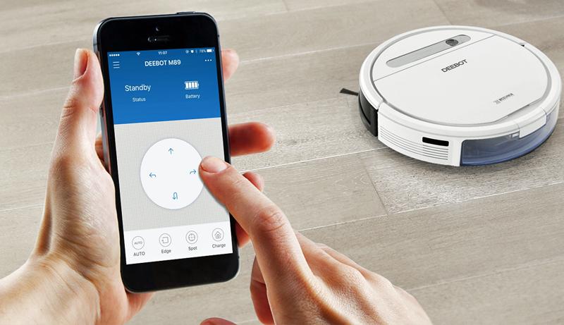 La gama de Ecovacs Robotics se adaptan a todos los smart home