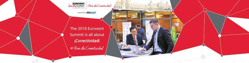 EuroventSummit 2018 se celebrará en Sevilla el próximo septiembre