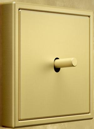 Serie de interruptores Jung LS 1912