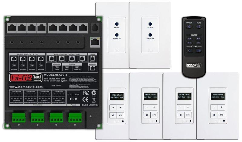 Leviton Hi-Fi 2, distribuido por CMATIC