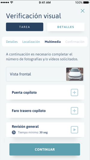 App de Visualeo