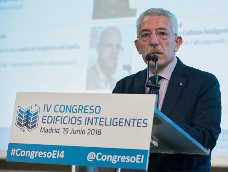 Luis Vega, Ministerio de Fomento