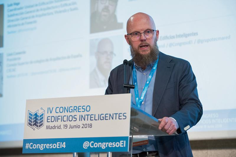 Stefan Junestrand, director del Congreso