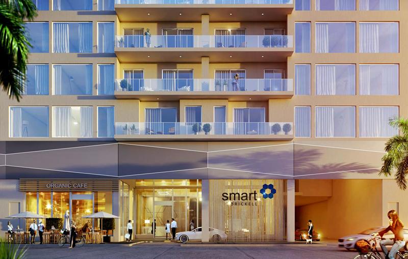 Exterior de Smart Brickell