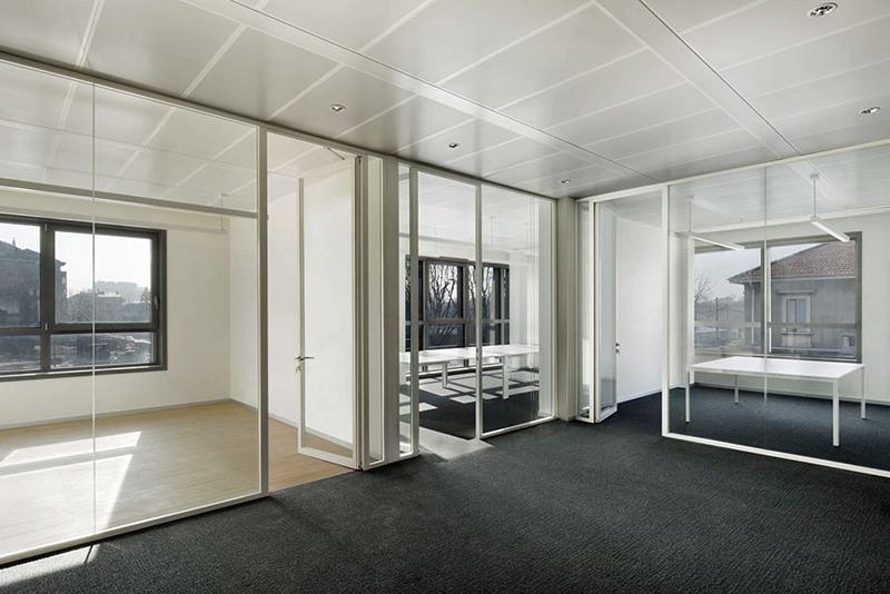 Casa Siemens Milán Interior
