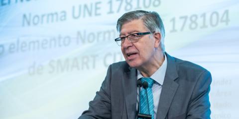 El Nodo IoT de la nueva Norma UNE 178108 de Smart Buildings y su relación con la Norma UNE 178104 de las Ciudades Inteligentes