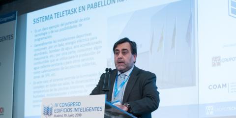 Sistema inteligente en el pabellón deportivo de Lorca o cómo aprovechar toda la tecnología para gestionar de forma eficiente los recursos energéticos