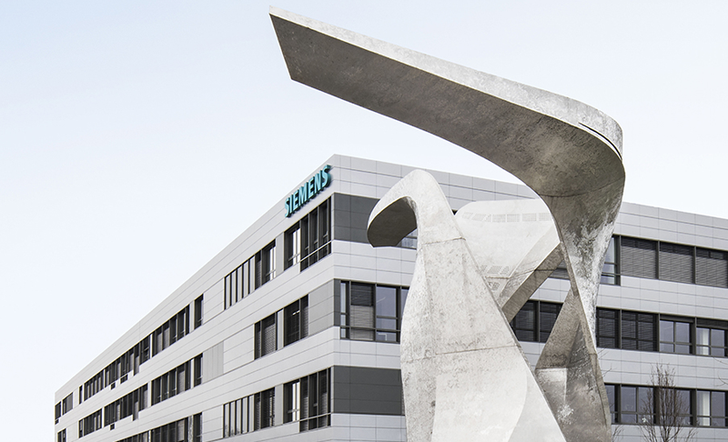 Edificio Siemens en Milán con Oficinas Inteligentes.