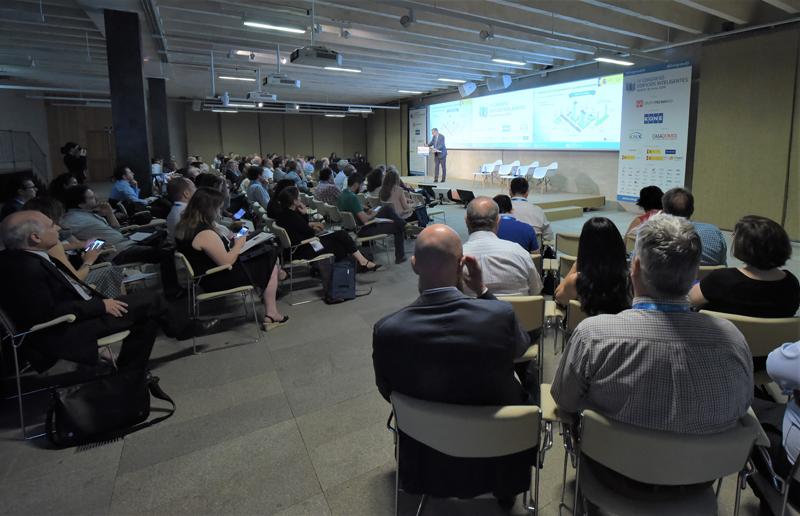 Auditorio 4 Congreso Edificios Inteligentes