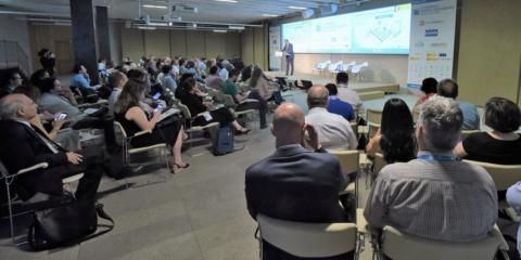 La integración del Nodo IoT de los Smart Buildings protagonista en el IV Congreso Edificios Inteligentes