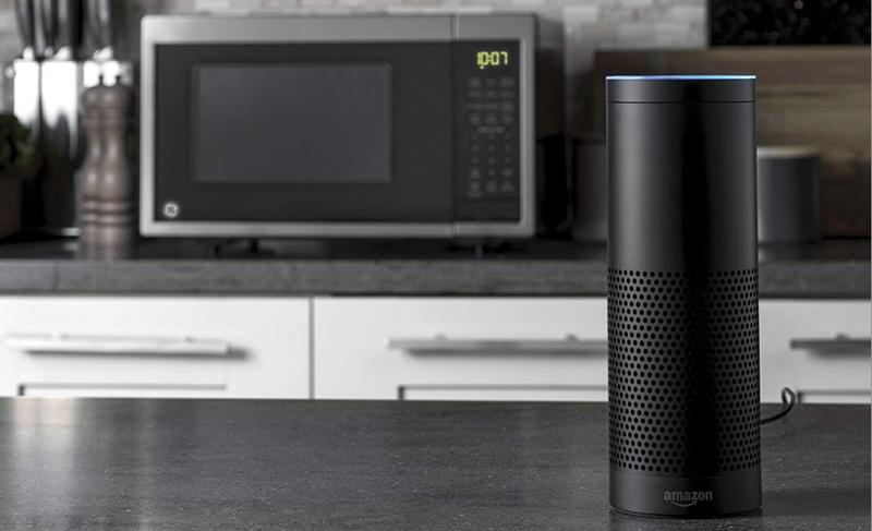 Amazon llega con los electrodomésticos inteligentes controlados con Alexa a través de Echo Show.