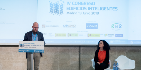 Clausura IV Congreso Edificios Inteligentes