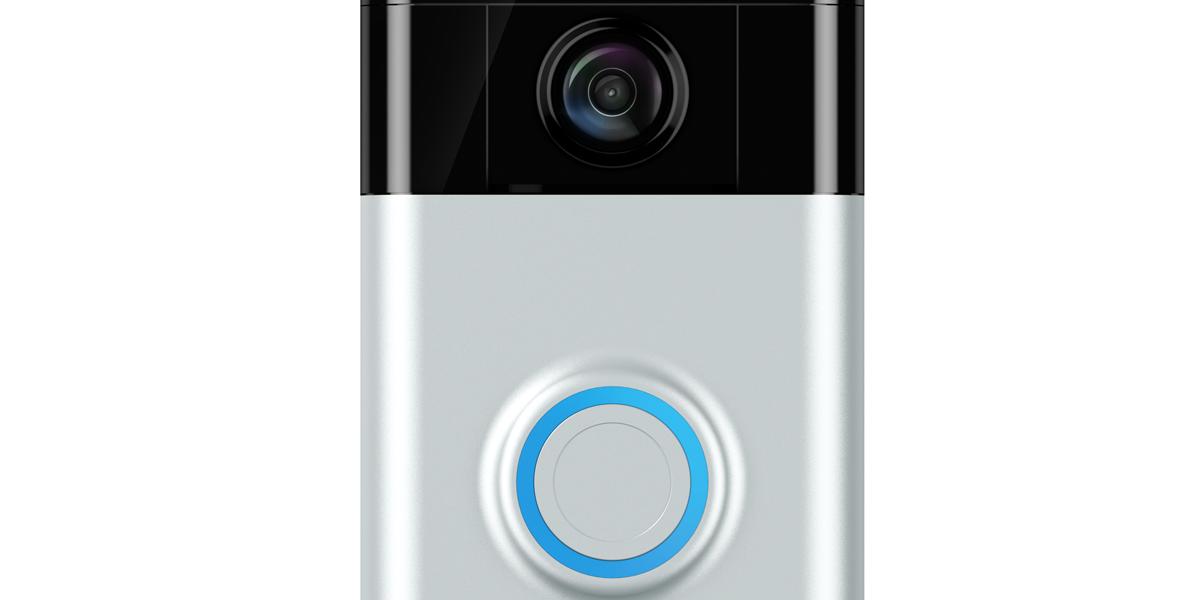 Los timbres inteligentes Ring interactua con Echo Show para garantizar la seguridad de los hogares.