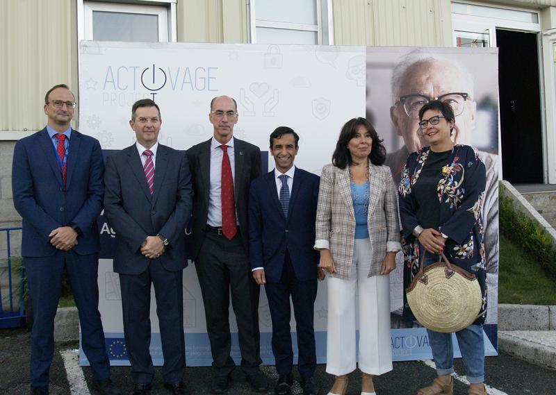 Televés presenta sus progresos en su proyecto Activage para mejorar la seguridad de las personas mayores.