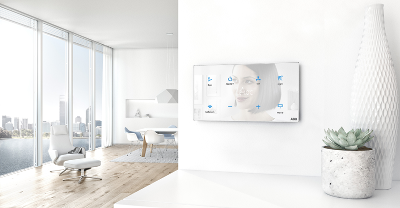 ABB galardonado con el premio Iconic Award por sus sensores KNX configurables.