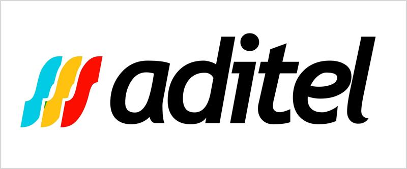 Logotipo de Aditel
