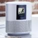 El altavoz inteligente Bose Home Sepaker 500 interactúa con comandos de voz en entornos ruidosos