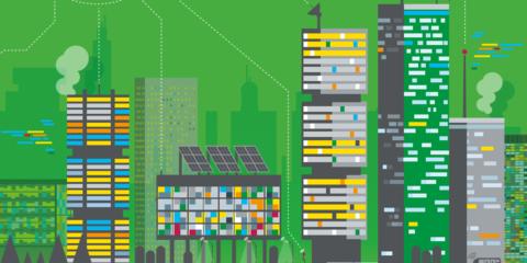 Schneider muestra en su último informe un nuevo modelo de construcción inteligente de los espacios de trabajo