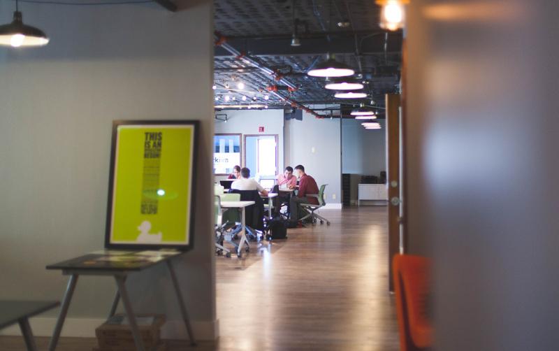 Los espacios de trabajo están evolucionando cambiando el panorama inmobiliario.