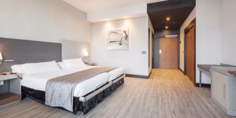 Ilunion Hotels mejora la accesibilidad universal en sus hoteles gracias a las nuevas tecnologías