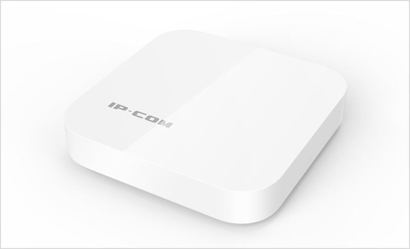 Ip-Com lanza su nuevo router Mesh capaz de conectar de manera inalámbrica varios router para acabar con los puntos oscuros de la señal Wi-Fi.