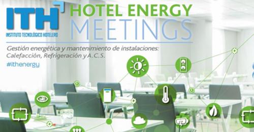 La nueva jornada ITH Hotel Energy Meetings se celebrará en Sevilla con la participación de Schneider Electric.