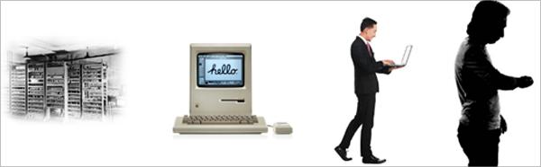 Evolución tecnológica vs movilidad.