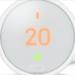 El termostato inteligente Nest Thermostat E permite al usuario gestionar de una manera más eficiente su calefacción