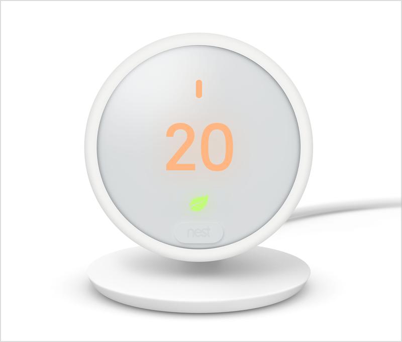 Nest Thermostat E se lanza en el mercado europeo y permite a los usuarios controlar en todo momento su gasto energético en calefacción.