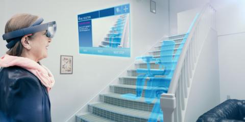 HoloLinc, la solución de realidad virtual para mejorar la accesibilidad de las personas en los edificios