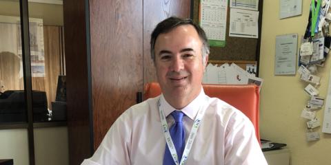 Álvaro Mallol, presidente de la Asociación KNX España