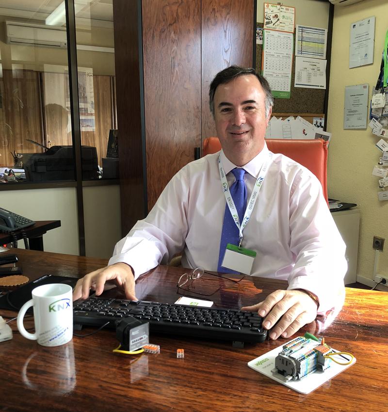 Entrevistamos a Álvaro Mallol, presidente de la Asociación KNX en España.