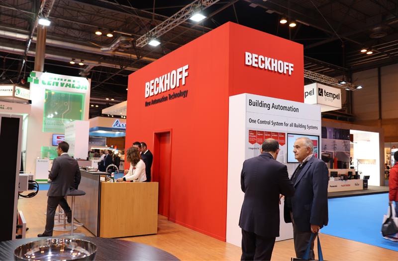 Beckhoff apostó por la automatización para los grandes edificios.