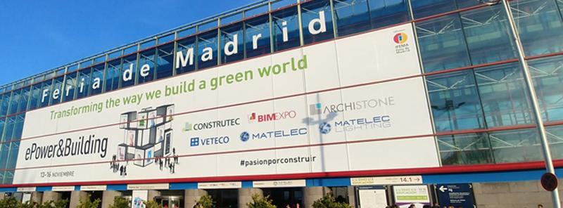 ePower&Building 2018 abrió sus puertas para acoger diferentes salones, entre ellos Matelec.