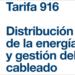 Tarifa 916 de Hager: Distribución de la energía y gestión del cableado