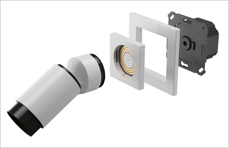 Las nuevas luminarias Plug & Light son compatibles con el protocolo KNX.